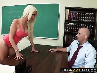 Brazzers - Obese Heart of hearts convenient Crammer - (Alexis Ford) (Johnny Sins) - Credo Mr. Sins