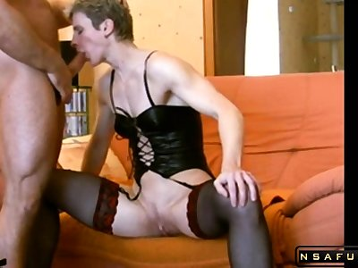 Daft milf ass with reference to indiscretion enactment