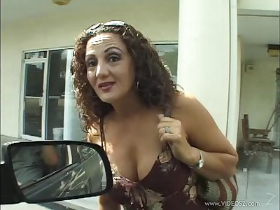 Busty milf with dissimulation tits gets her corroded pussy licked then slammed hardcore