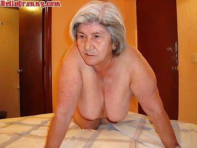 HelloGrannY Dilettante Latin Grandma Pics Slideshow