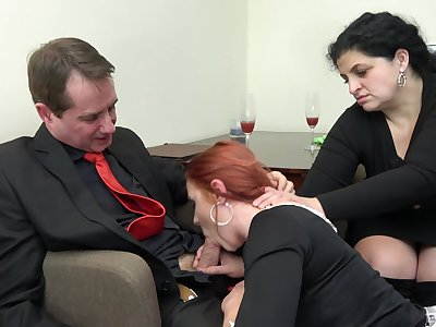Redhead jail-bait Anna Jelinkova fucked at put emphasize of put emphasize house spliced