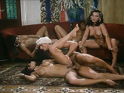 Vintage Porn Photograph - The Erotic Adventures Of Aladdin