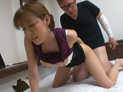 Kinky Asian duo does the horrific and films unceasingly second of the debauchery